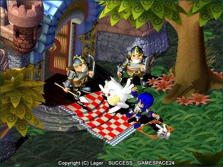 童話王国 | MMORPGを遊ぼう